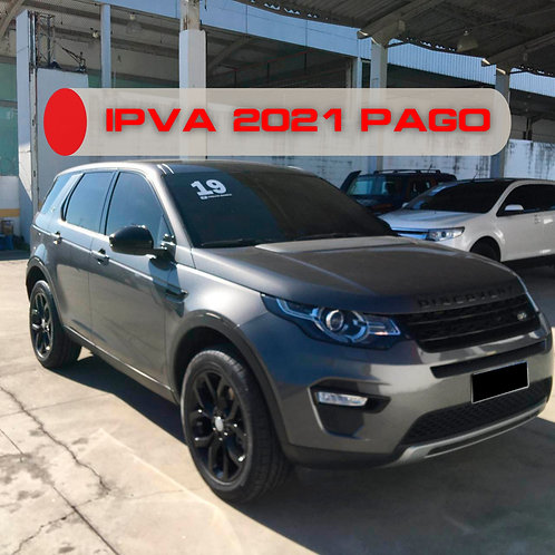Land Rover Discovery Sport 2.0 D240 Biturbo Diesel HSE 2018/2019