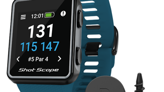 hot Scope V3 Gps & Tracking Golf Watch