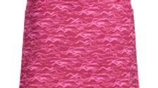 Womens Adidas ULT Print Skort Pink