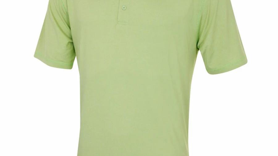 Mens Island Green Polo