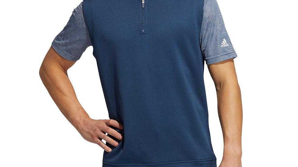 Rush Crested Mens Adidas Club 1/4 Vest