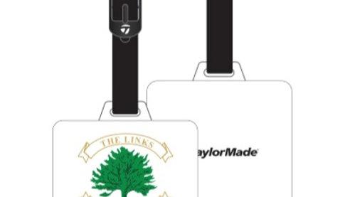 Taylormade Rush Logo Bag Tag