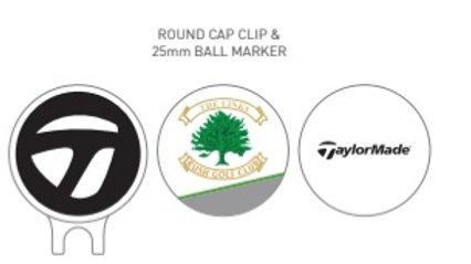 TaylormadeRush Logo Ball Markers