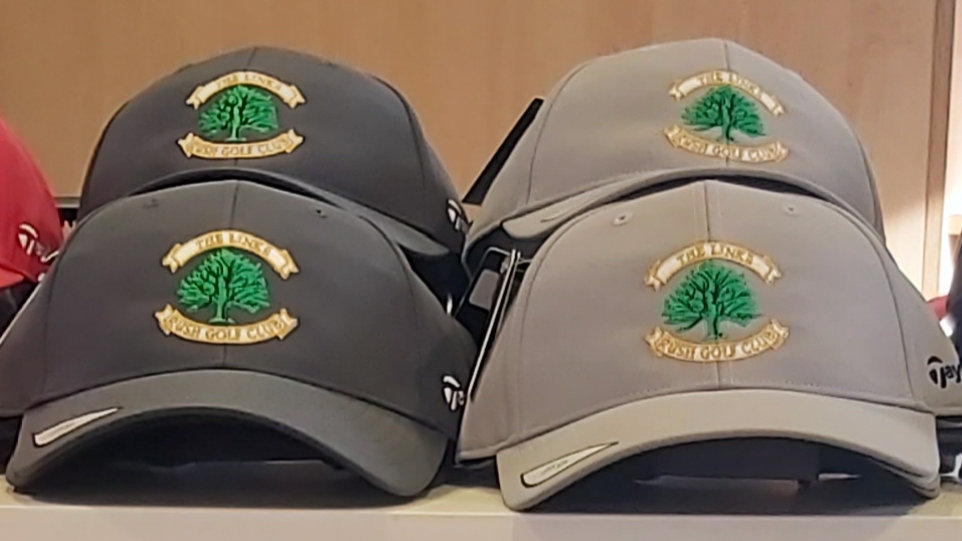 Taylormade Crested Baseball Cap
