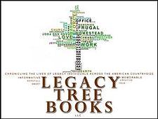 Larry Kaiser paintings logo for Legacy Tree Books Publishing