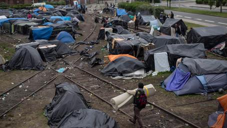 Justice au Coeur vient en aide aux démunis de Calais  Vendredi 29 Septembre 2017 Déposez vos dons en