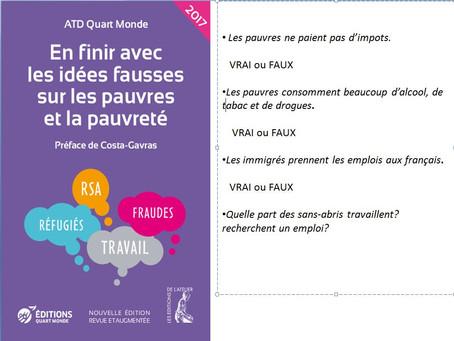 Questionnaire ATD Quart Monde
