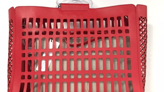 Hispanitas Basket Tote Rubi