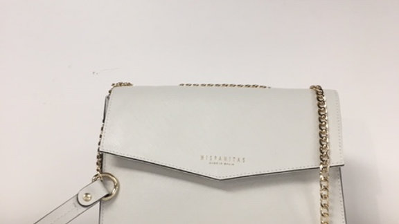 Hispanitas Clutch bag White
