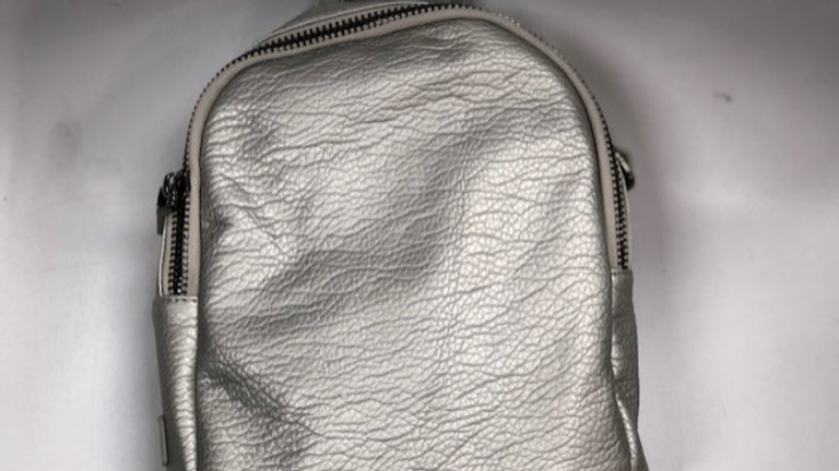COLAB Mini backpack Silver