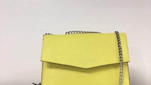 Hispanitas Clutch bag Yellow