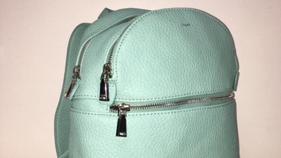 COLAB Mini backpack Aqua