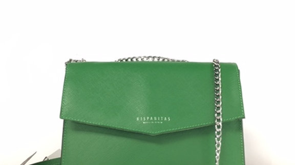 Hispanitas Clutch bag Green