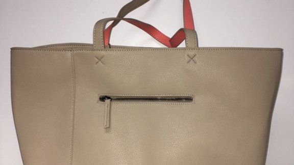 COLAB 2-way tote Sand