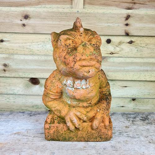 Small Terracotta Goblin