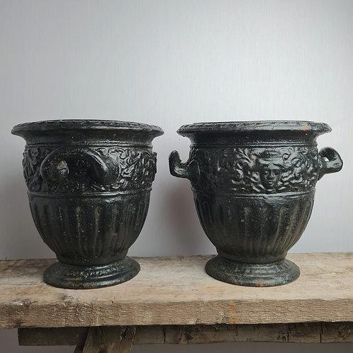 Pretty Victorian Urns