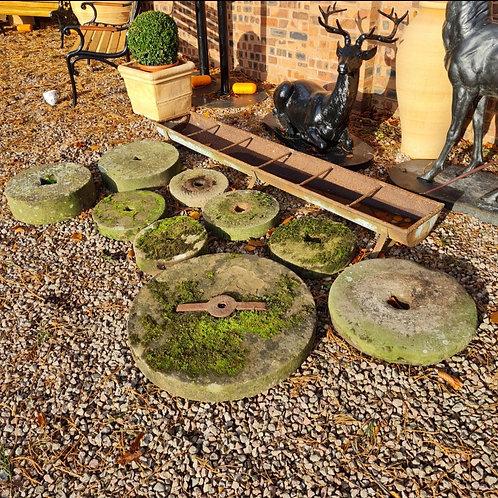 Set of Mill & Grind Stones