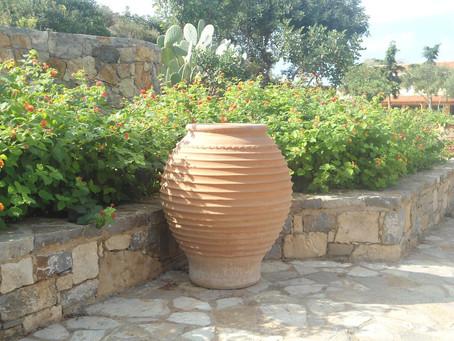 Thomas Writes: What is Cretan Terracotta?