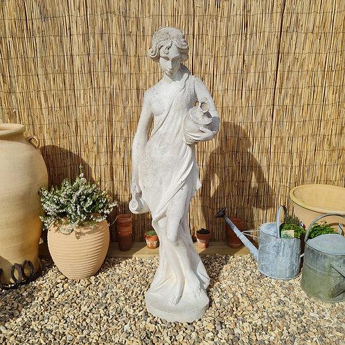 Water Maiden Statue
