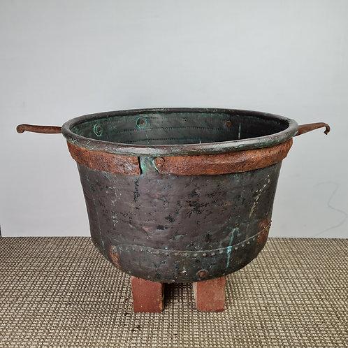 Antique Copper Vat