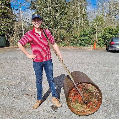 Huge Garden Roller