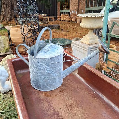 Vintage Galvanised Watering Cans