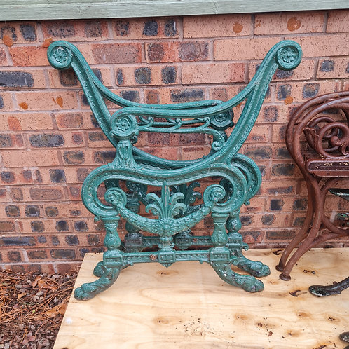Pair of Carron Bench Ends