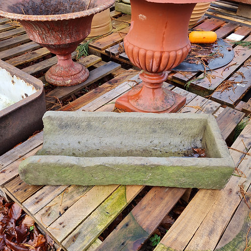 Broken Stone Trough