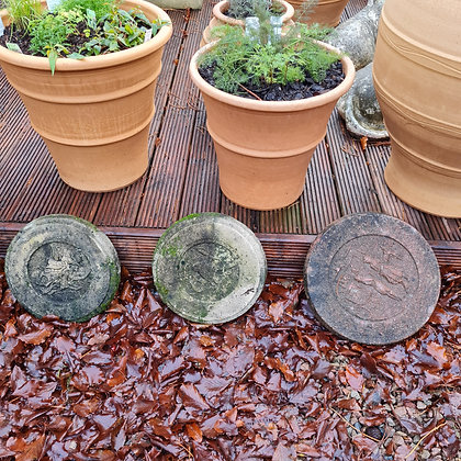 Set of 3 Stepping Stones
