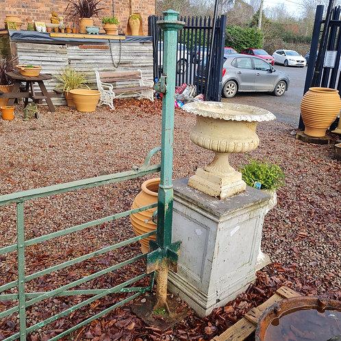 Cast Iron Gate Posts