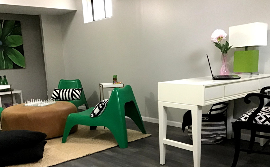 St. Louis--basement  styling