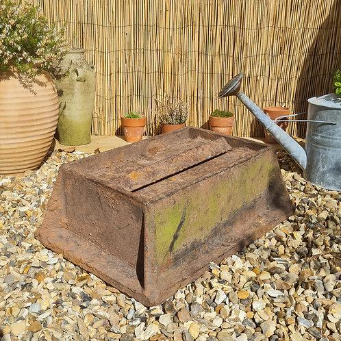 Colossal Cast Iron Bootscraper