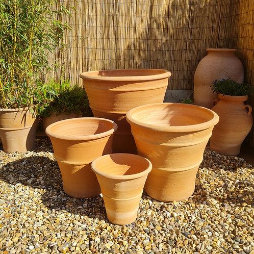Mythos Cretan Terracotta Planters