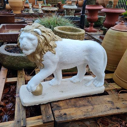 Decorated Medici Lion