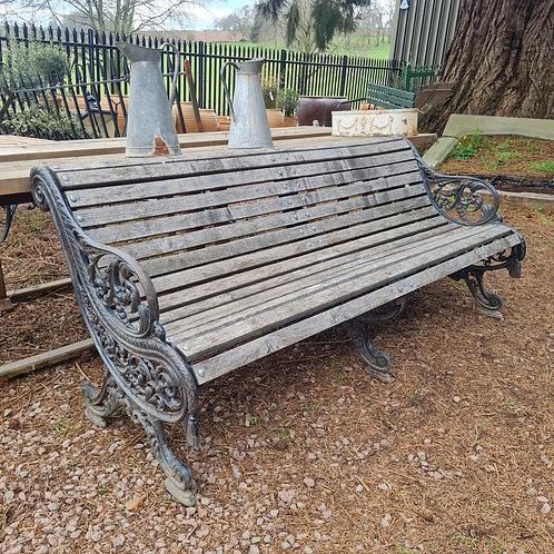 Falkirk Royal Cast Iron Bench