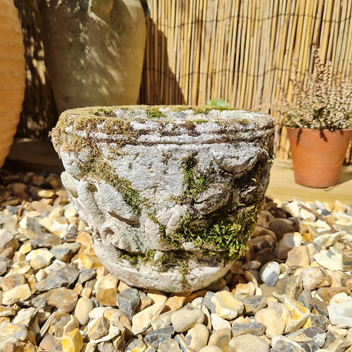 Small Weathered Planter