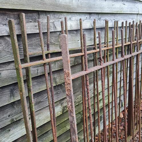 638cm Old Estate Railing