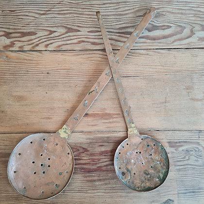 Copper Ladles