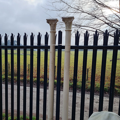 Small Fibreglass Corinthian Columns