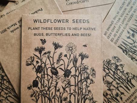 Free Wildflower Seeds!