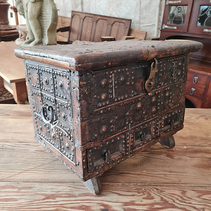 Antique Indian Chest