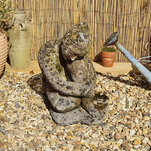 Old Garden Statue