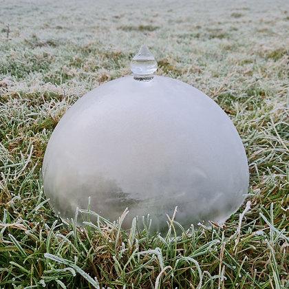 Glass Dome Garden Cloche