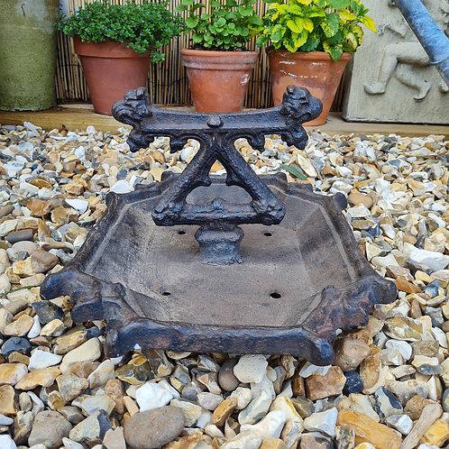Good Victorian Boot Scraper