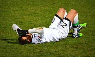 football-injury-sports-pain-royalty-free