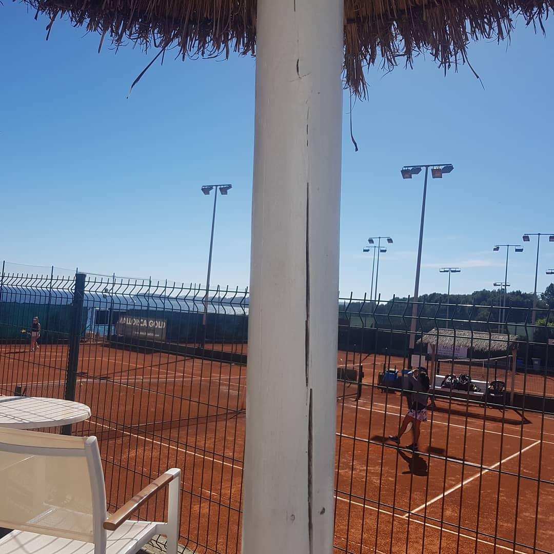Al Campionat de Mallorca de Tenis