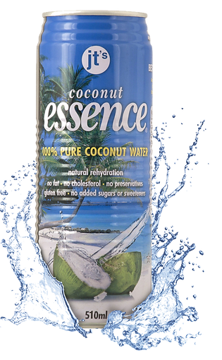 JT's Essence Coconut Water