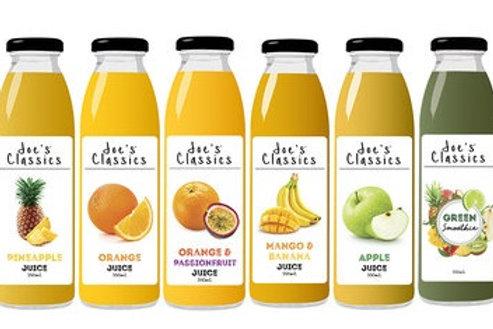 Joe's Classic Juices
