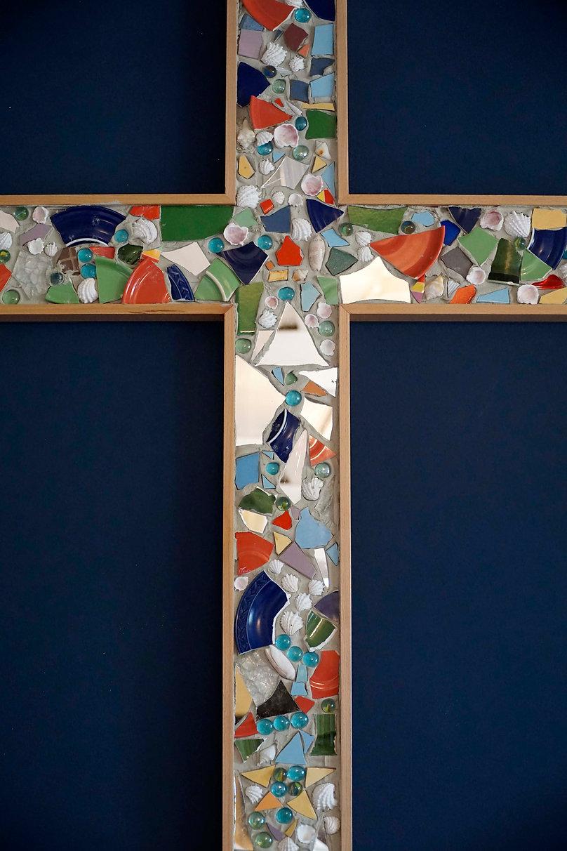 Haus Rafael Kreuz Leseck Glauben für alle