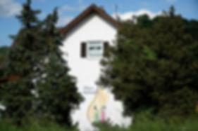 Haus Rafael Pielenhofen Ansicht von der Seite